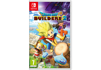 Dragon Quest Builders 2 FR Switch