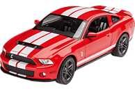 REVELL Ford Shelby GT 500 '10 Bausatz, Mehrfarbig