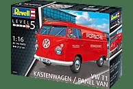 REVELL VW T1 Kastenwagen Bausatz, Mehrfarbig