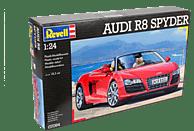 REVELL 07094 Audi R8 Spyder Bausatz, Mehrfarbig