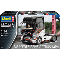 REVELL 07439 Mercedes-Benz Actros MP4 Bausatz