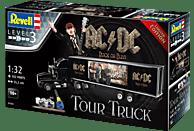 REVELL 07453 Geschenkset AC/DC Tour Truck Modellbausatz, Mehrfarbig