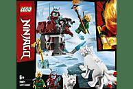 LEGO Angriff des Eis-Samurai Bausatz, Mehrfarbig
