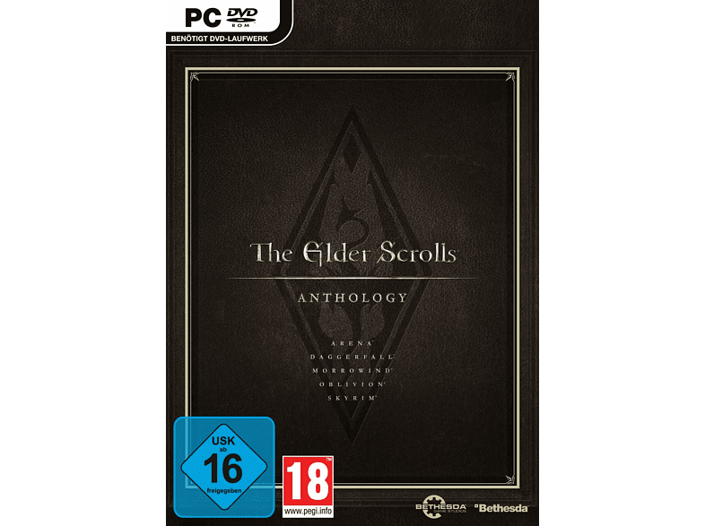 The Elder Scrolls: Anthology [PC]