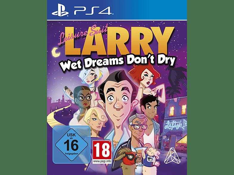 Leisure Suit Larry: Wet Dreams Don't Dry [PlayStation 4]