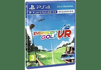 PS4 VR EVERYBODY S GOLF