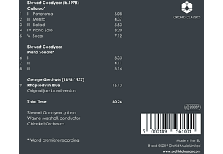 Chineke! Orchestra - Gershwin/Goodyear  - (CD)
