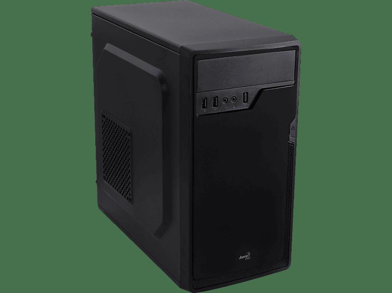 AEROCOOL CS-100 PC-Gehäuse, schwarz
