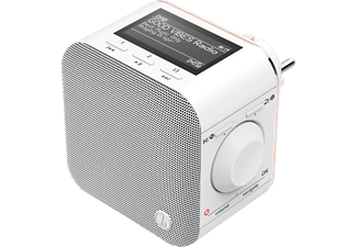 HAMA Bluetooth DAB+ Radio DR40BT-PLUGIN (54871)