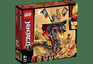 LEGO 70674 Feuerschlange Bausatz, Mehrfarbig