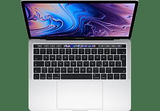 APPLE MacBook Pro MV9A2D/A mit deutscher Tastatur, Notebook mit 13,3 Zoll Display, Core™ i5 Prozessor, 8 GB RAM, 512 GB SSD, Intel® Iris™ Plus-Grafik 655, Silber