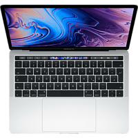 APPLE MacBook Pro MV992D/A mit deutscher Tastatur, Notebook mit 13.3 Zoll Display, Core i5 Prozessor, 8 GB RAM, 256 GB SSD, Intel® Iris™ Plus-Grafik 655, Silber