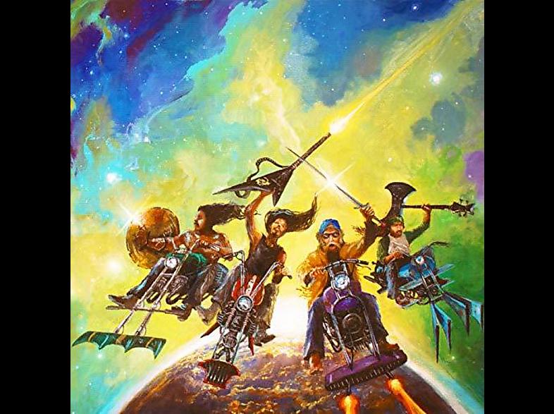 Great Electric Quest - Chapter II: Of Earth (Black Vinyl) [Vinyl]
