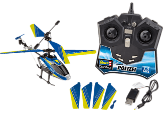 REVELL Polizei RC Helikopter, Mehrfarbig