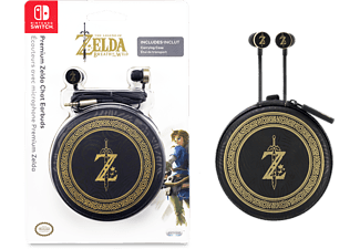 PDP NSW ZELDA Chat Headset