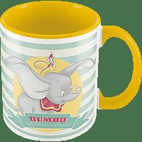 PYRAMID INTERNATIONAL Dumbo Tasse Tasse, Weiß/Gelb