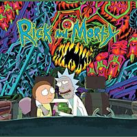 Various - The Rick And Morty Soundtrack (MC) [MC (analog)]