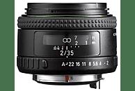 PENTAX 35 mm f./2.0 SP (Objektiv für Pentax K-Mount, Schwarz)