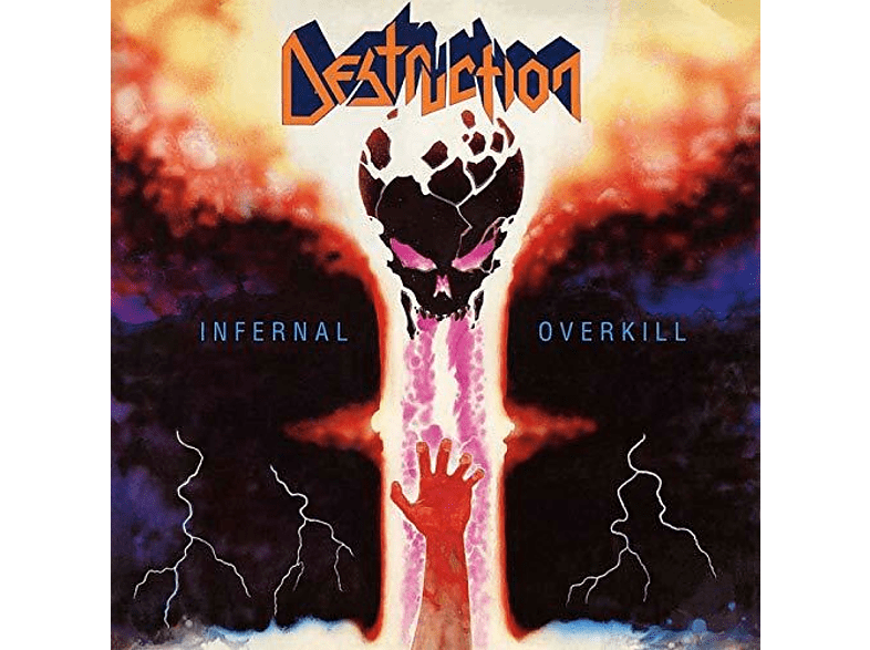 Destruction - Infernal Overkill (Electric Blue Vinyl) [Vinyl]