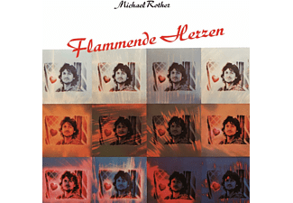 Michael Rother - Flammende Herzen (Remastered)  - (Vinyl)