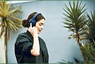 SONY WH-XB900N, Over-ear Kopfhörer Bluetooth Blau