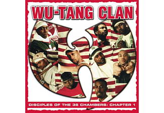 Wu-Tang Clan - Disciples of the 36 Chambers:Chapter 1 (Live)  - (Vinyl)