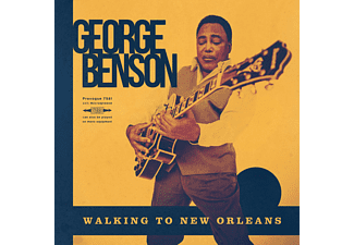 George Benson - Walking To New Orleans (Vinyl LP (nagylemez))