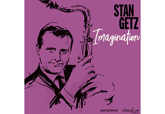 Stan Getz - Imagination (Remastered) (Vinyl LP (nagylemez))