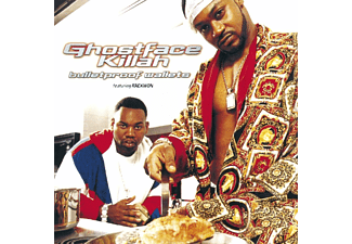 Ghostface Killah ft. Raekwon - Bulletproof Wallets (CD)