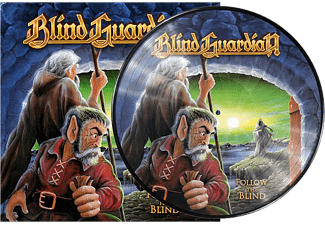 Blind Guardian - Follow The Blind (Picture Disk) (Vinyl LP (nagylemez))