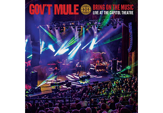 Gov't Mule - Bring On The Music - Live at The Capitol Theatre (CD)