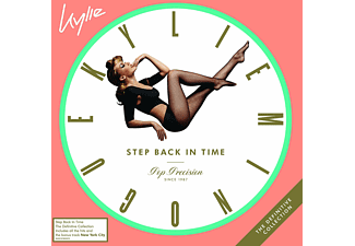 Kylie Minogue - Step Back In Time: The Definitive Collection (CD)