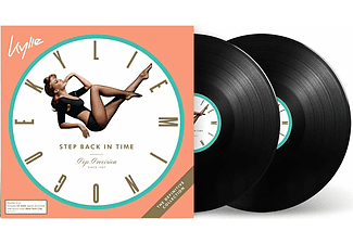Kylie Minogue - Step Back In Time: The Definitive Collection (Vinyl LP (nagylemez))