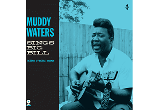 Muddy Waters - Sings 'Big Bill' (Vinyl LP (nagylemez))