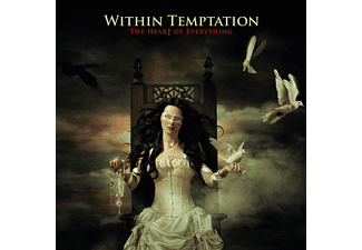 Within Temptation - The Heart Of Everything (Vinyl LP (nagylemez))