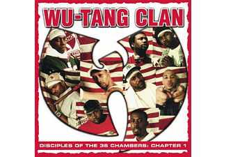 Wu-Tang Clan - Disciples of the 36 Chambers: Chapter 1 - Live (Vinyl LP (nagylemez))