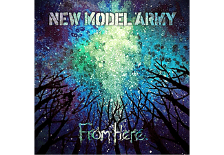 New Model Army - From Here (Mediabook Edition) (CD)