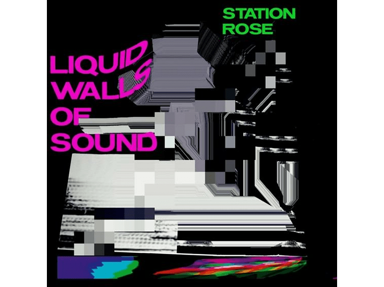 Station Rose - Liquid Walls Of Sound (LP+Artprint) (RSD) [Vinyl]