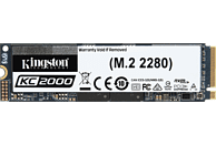 KINGSTON KC2000, 2 TB mSSD, intern