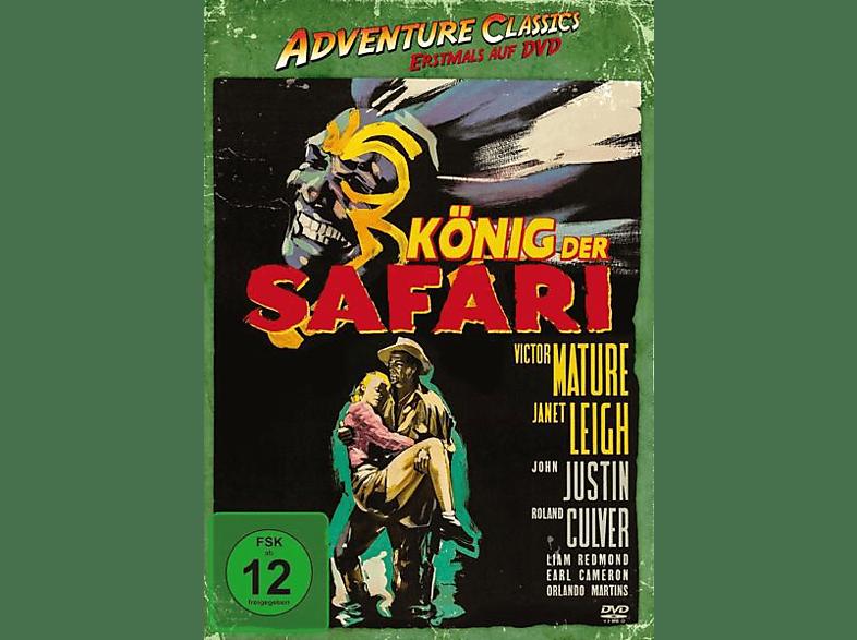 König der Safari-Kinofassung [DVD]