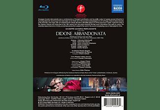 Alessandro de Marchi - Didone abbandonata  - (Blu-ray)