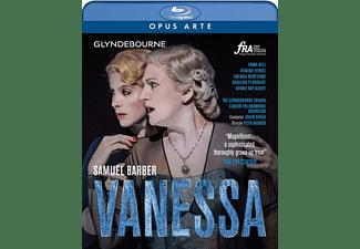 London Philharmonic Orchestra, VARIOUS - Samuel Barber: Vanessa (Glyndebourne)  - (Blu-ray)