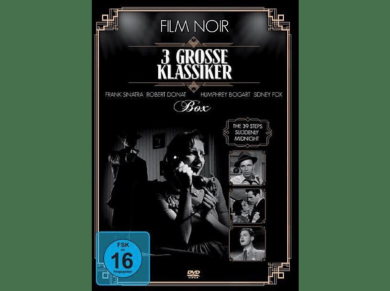 Film Noir-3 grosse Klassiker [DVD]