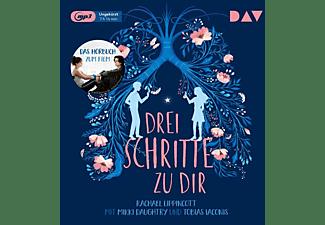 Rachael Lippincott - DREI SCHRITTE ZU DIR  - (MP3-CD)