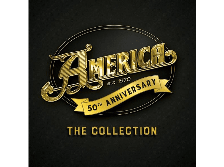 America - 50TH ANNIVERSARY THE COLLECTION [Vinyl]