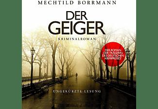 Mechtild Borrmann - DER GEIGER  - (CD)
