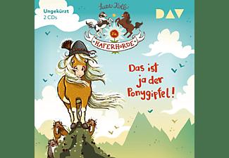 Suza Kolb - Die Haferhorde Teil 13: Das ist ja der Ponygipfe  - (CD)