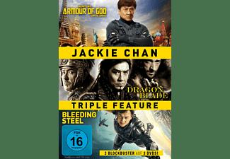 Jackie Chan Triple Feature DVD