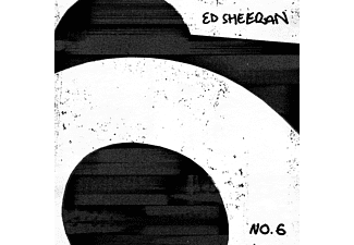 Ed Sheeran - No.6 Collabarations Project CD