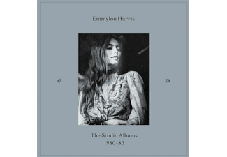 Emmylou Harris - The Studio Albums 1980-83  - (Vinyl)